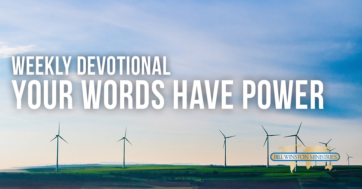 Your Words Have Power
