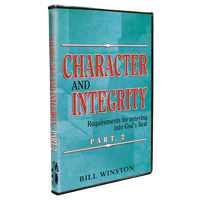 Character and Integrity Part 2