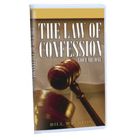 LAW OF CONFESSION  Vol 1