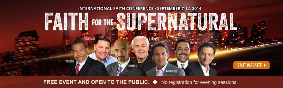 International Faith Conference