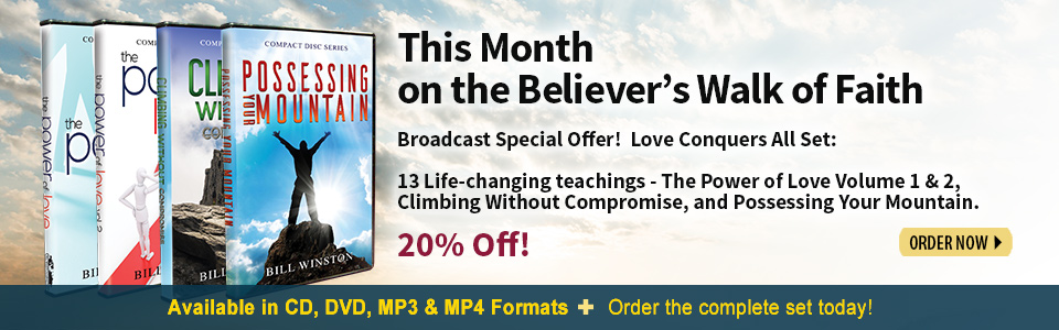 Airing This Month on Believers Walk of Faith